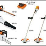 Stihl Commercial Weed Eater