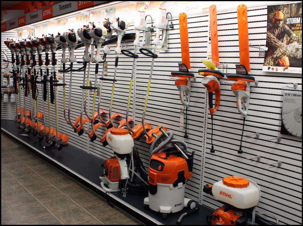 Stihl Weed Eater Dealers