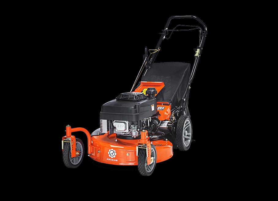 Swivel Wheel Lawn Mower