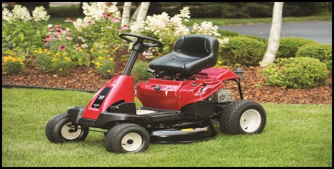 Top Rated Riding Lawn Mowers The Garden