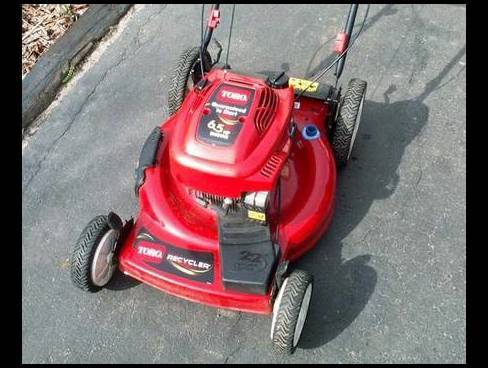 Toro 6.5 Hp Lawn Mower Parts