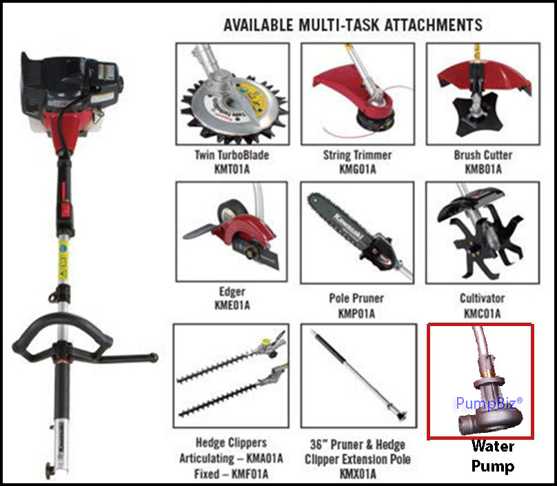Toro Weed Eater Attachments