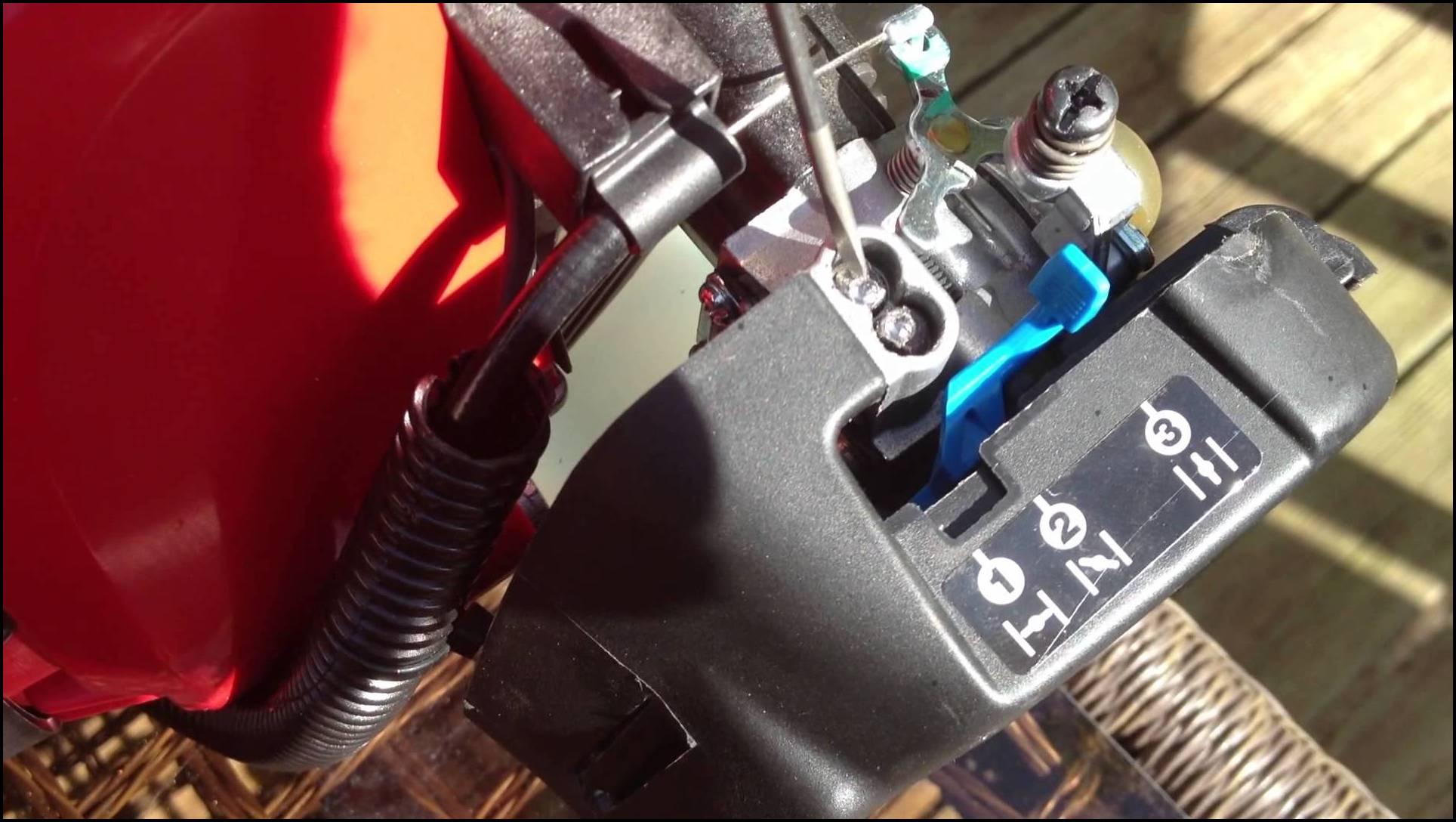Troy Bilt Weed Eater Carburetor