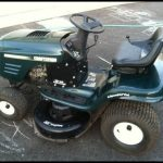 Used Craftsman Riding Lawn Mower