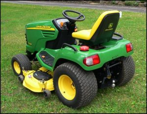 Used Riding Lawn Mowers Near Me