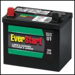 Walmart Lawn Mower Battery