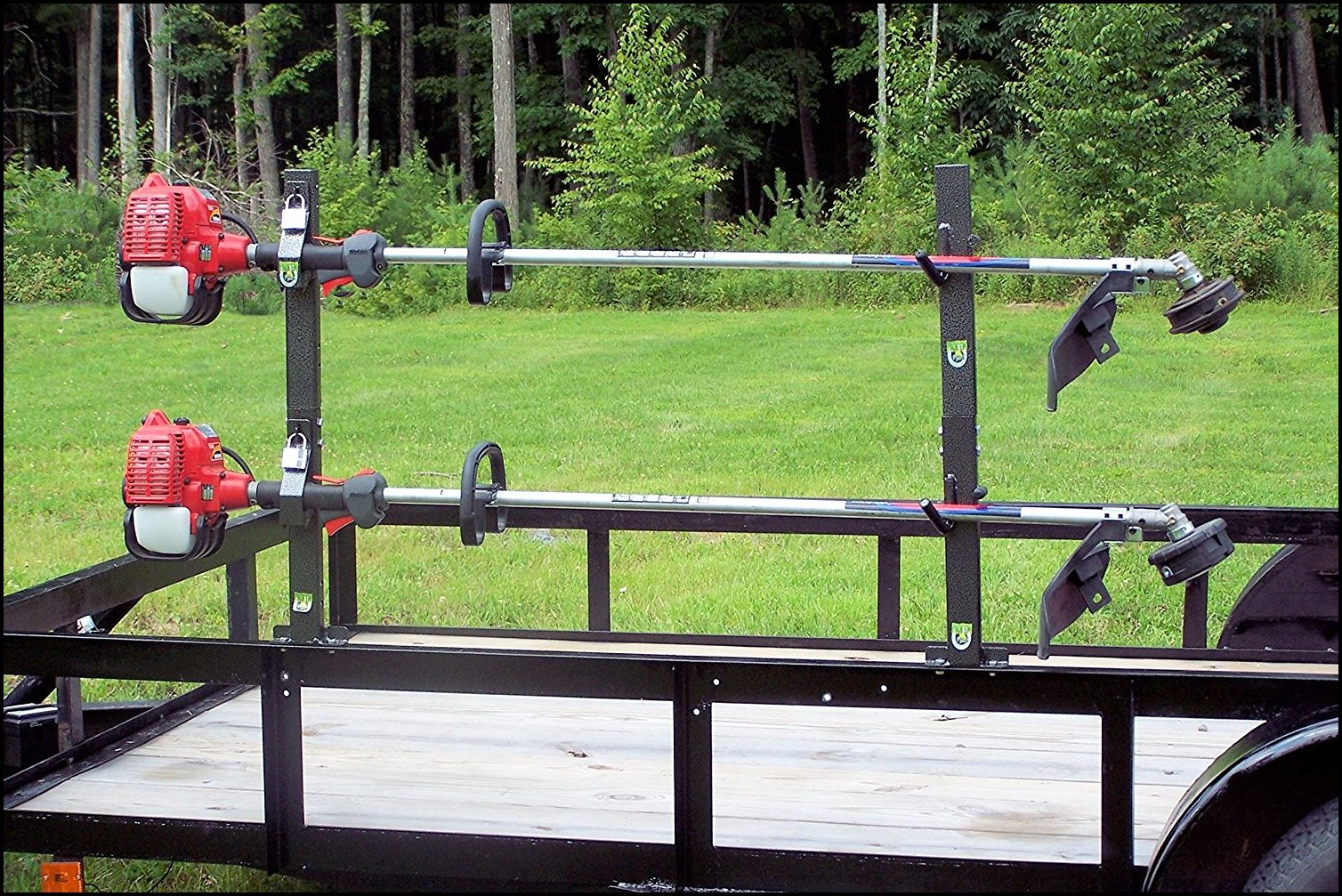 Weed Eater Racks For Trailers