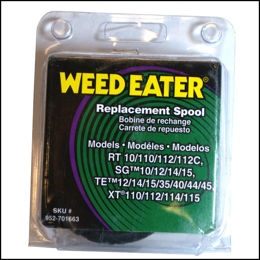 Weed Eater Replacement Spool