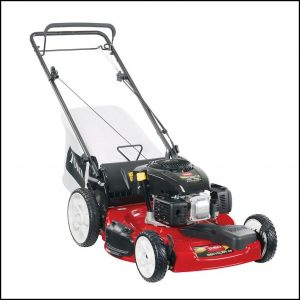 What Is Self Propelled Lawn Mower