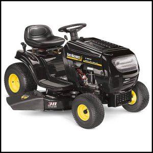 Yard Machine Riding Lawn Mower Parts
