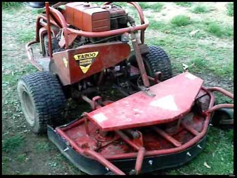 Yazoo Lawn Mower For Sale