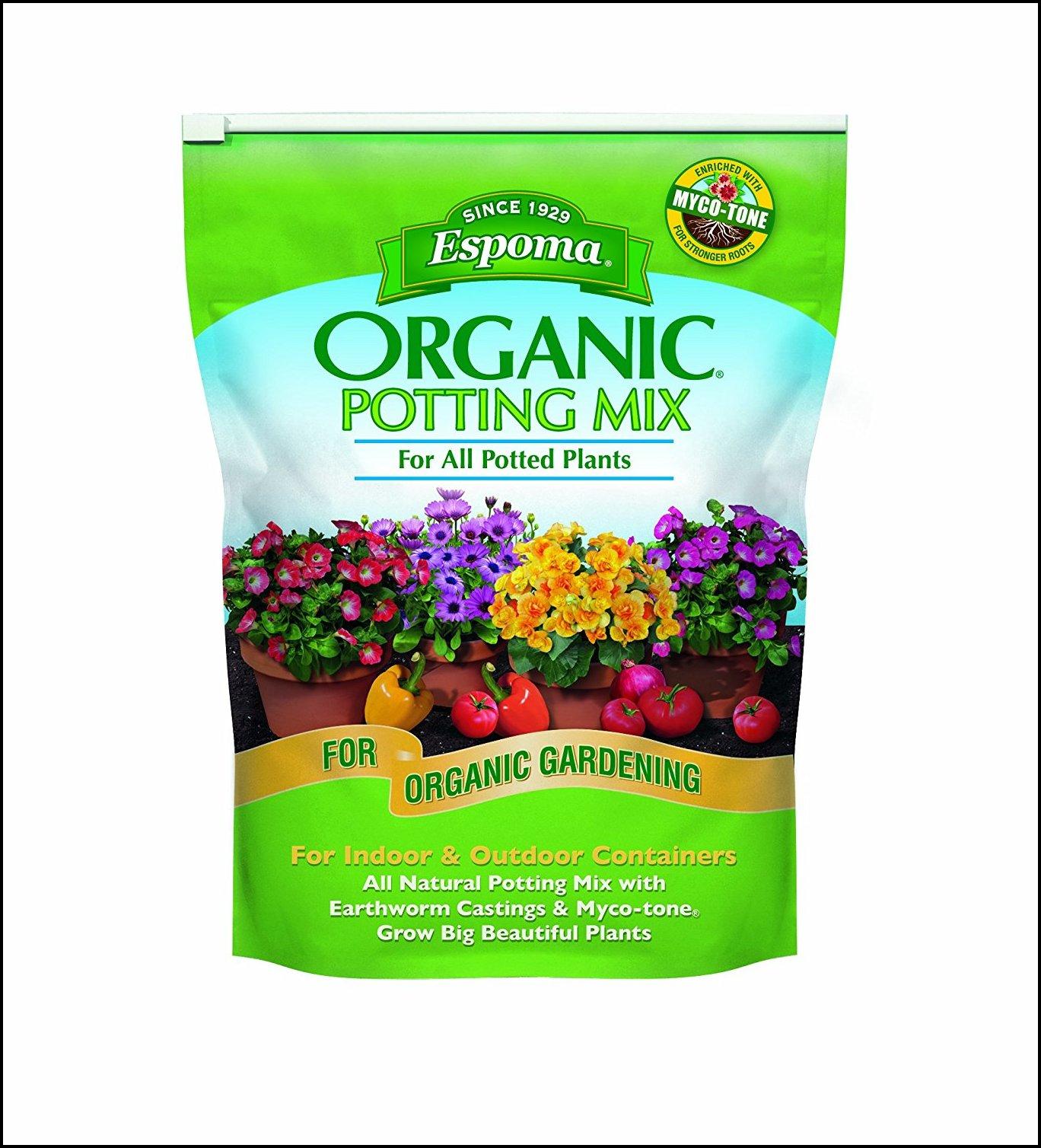 Best Organic Potting Soil
