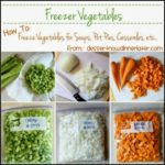 Can You Freeze Fresh Vegetables