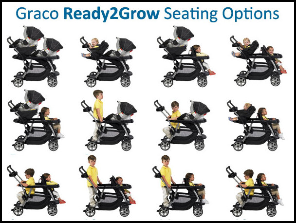Graco Grow With Me