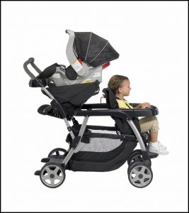 Graco Ready To Grow Stroller
