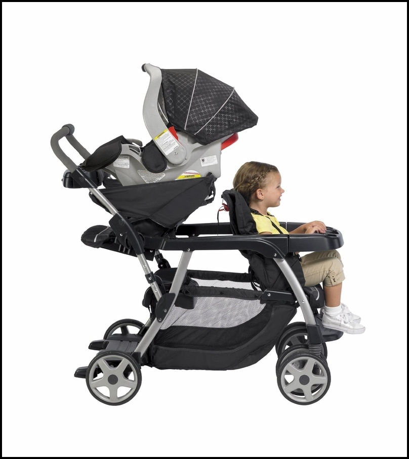 Graco Ready To Grow Stroller