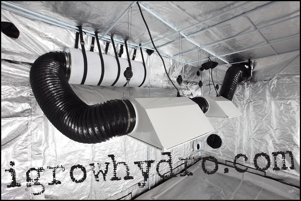 Grow Room Ventilation Kit