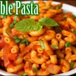 How To Make Vegetable Pasta