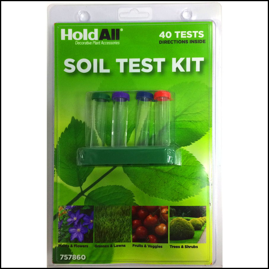 Lowes Soil Test Kit