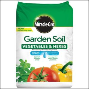 Miracle Gro For Vegetables