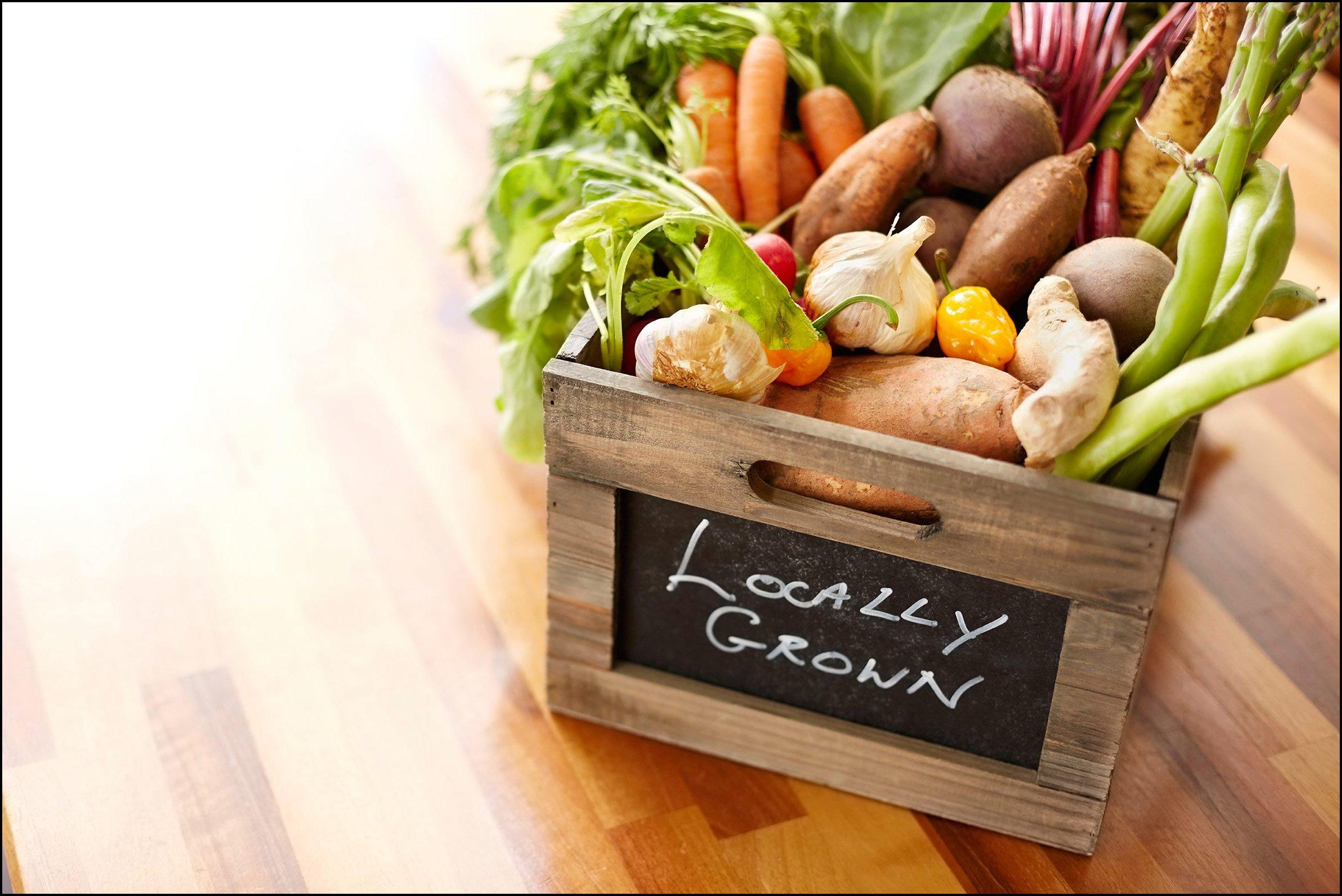 Organic Vegetables Near Me