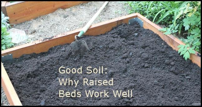 Raised Bed Gardening Soil