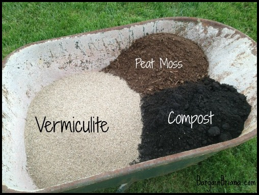 Raised Bed Soil Mix