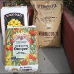 Square Foot Garden Soil