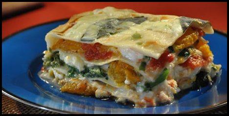 Vegetable Lasagna Food Network