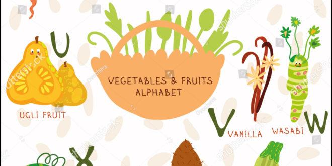 vegetables start