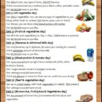 7 Day Vegetable Soup Diet