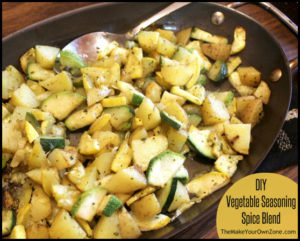 Best Seasoning For Vegetables