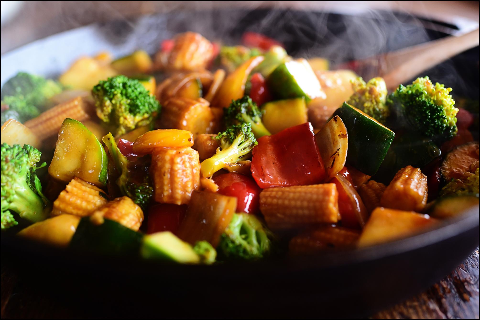 Best Vegetables For Stir Fry