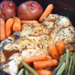 Chicken And Vegetables In Crock Pot