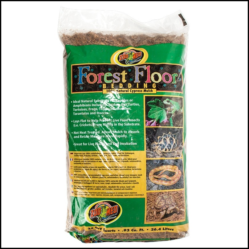 Cypress Mulch For Snakes