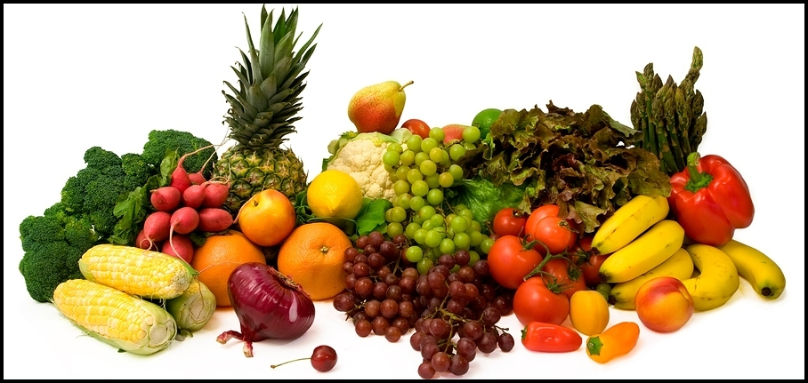 Fruit And Vegetables Diet