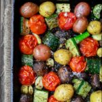 Grilled Vegetables In Oven