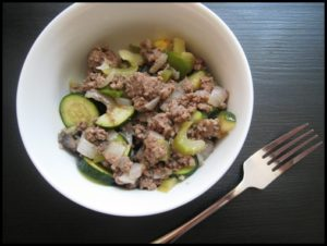 Ground Beef And Vegetable Recipes