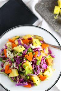 Hawaiian Vegetable Side Dishes