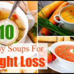 Healthy Vegetable Soup Recipes For Weight Loss