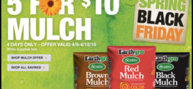 Home Depot Mulch On Sale