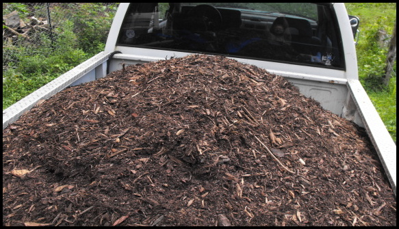 Mulch By The Truckload