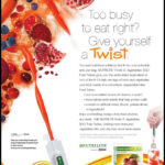 Nutrilite Fruits And Vegetables 2go
