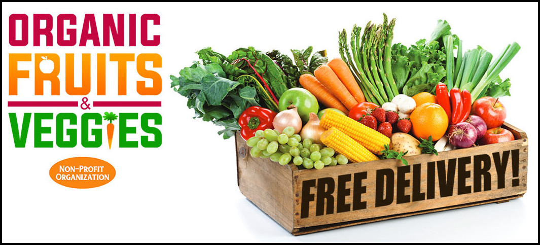 Organic Fruits And Vegetables Delivery