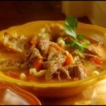 Paula Deen Vegetable Beef Soup