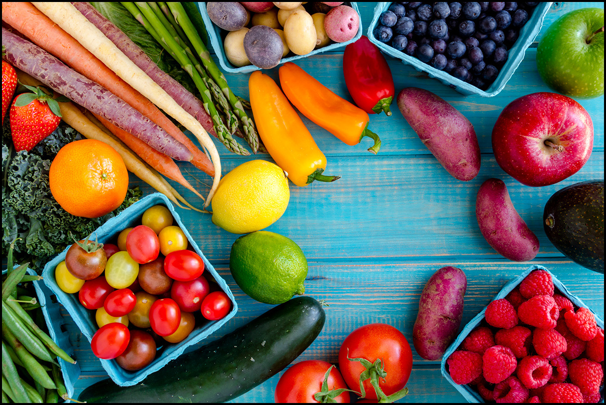 Pictures Of Fruit And Vegetables