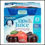 Prune Juice For Infant