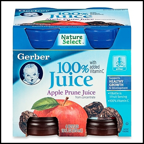 Prune Juice For Infant
