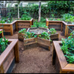 Raised Bed Vegetable Garden Plans