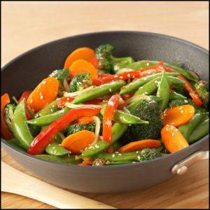 Recipe For Stir Fry Vegetables